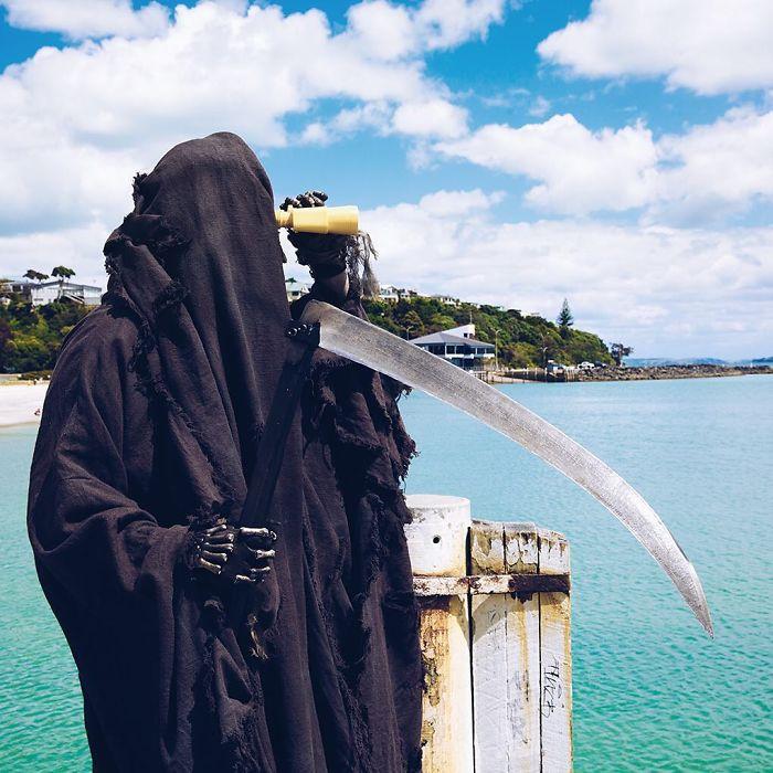 Swim Reaper 23