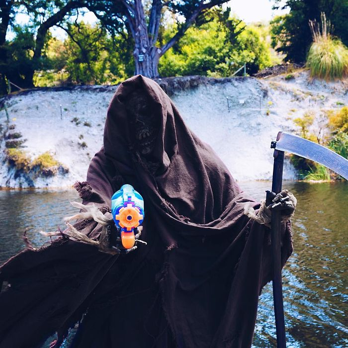 Swim Reaper 25