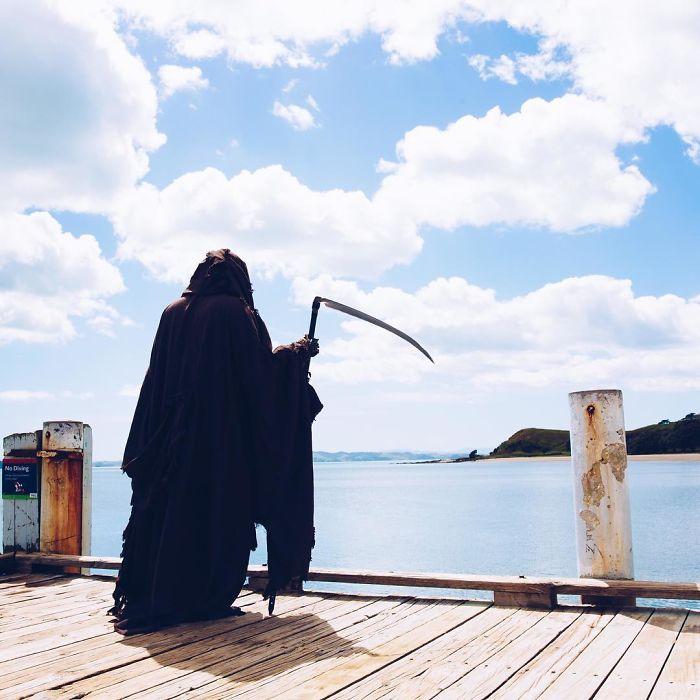 Swim Reaper 31