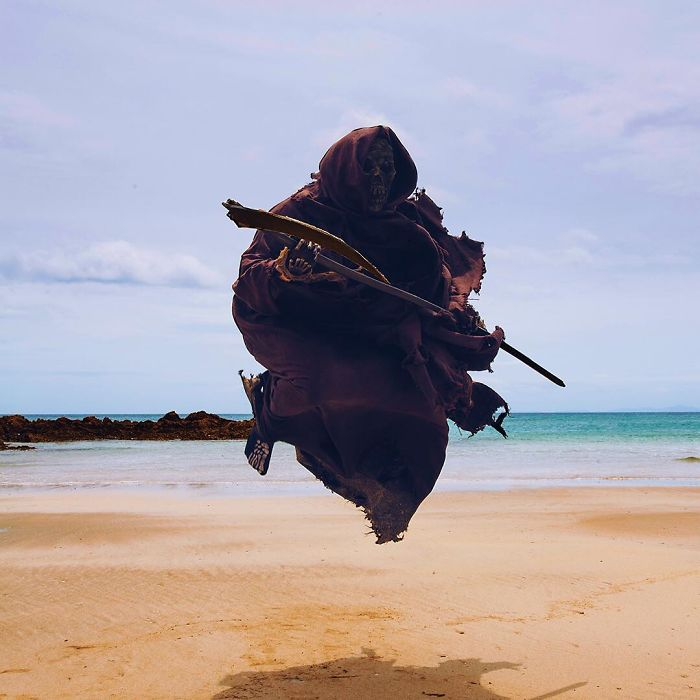 Swim Reaper 5