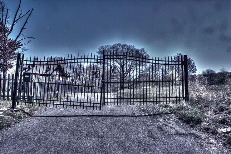 Haunted Kreischer Mansion