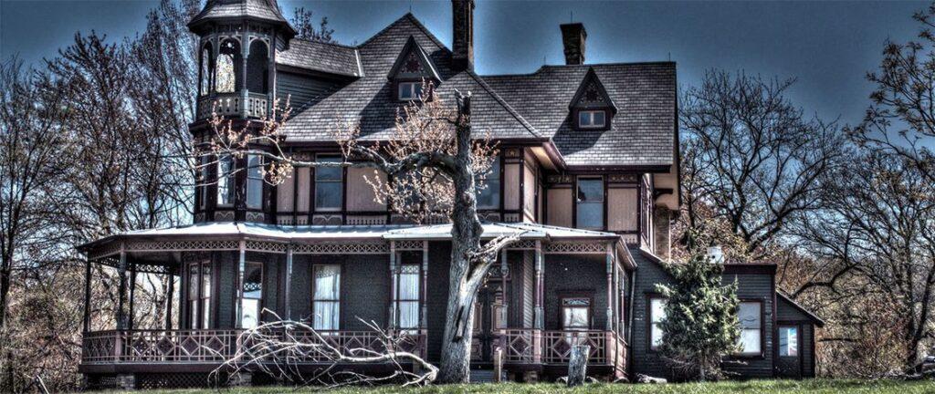 Haunted Kreischer Mansion Freaked