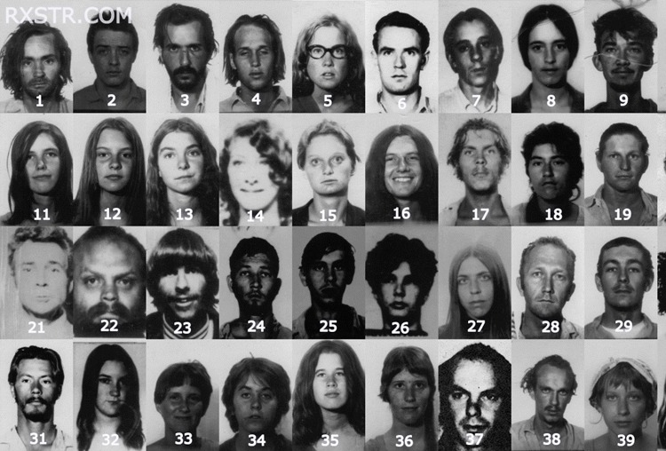 The Manson Family Had A Celebrity Hit List