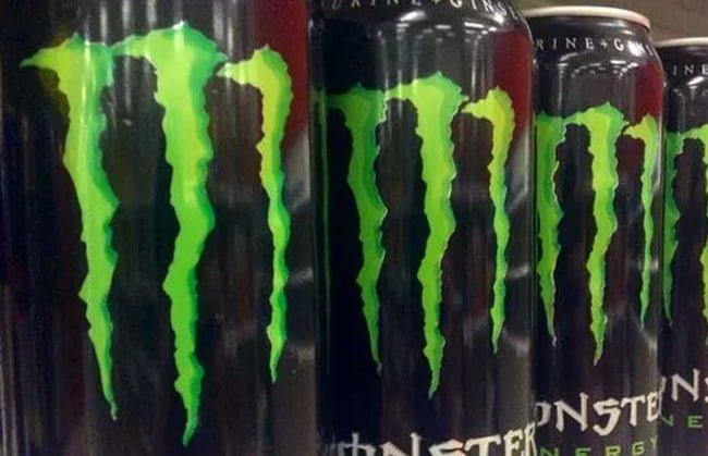 The Monster Energy Drink Logo