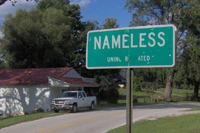 Nameless, TN