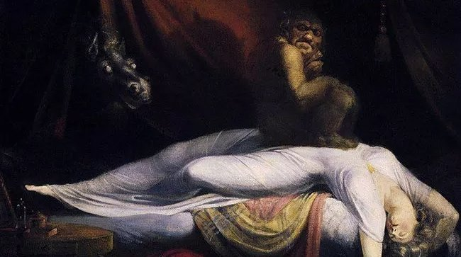 Use Sleep Paralysis To Your Advantage