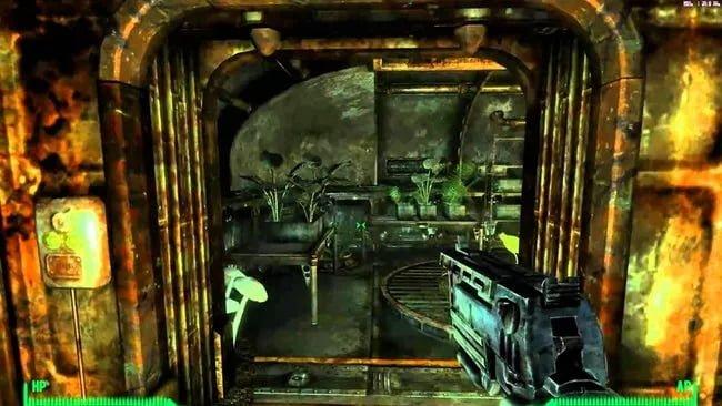 Vault 22 - Spore Vault