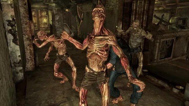Vault 34 - Ghoul Vault