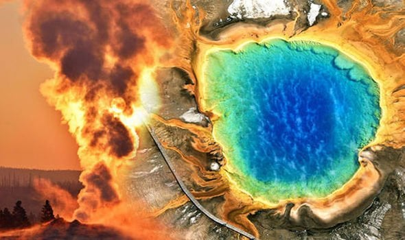 Yellowstone could explode at any moment