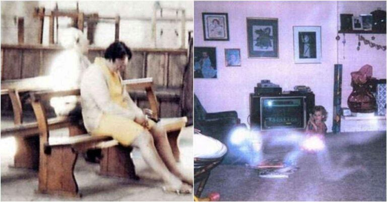 10 Insanely Real And Creepy Ghost Photos That Defy Explanation