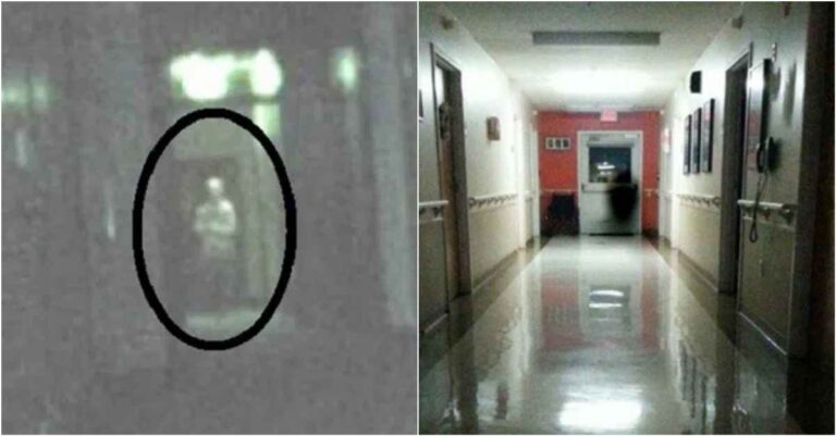 10 Ghostly Photos of Apparitions Taken in Insane Asylums & Haunted Hospitals
