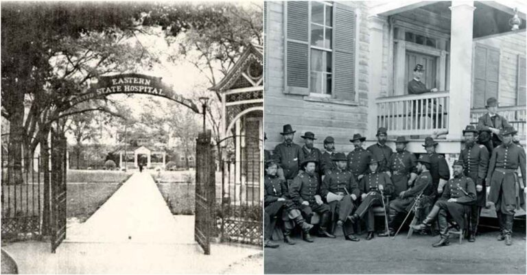 Eastern State Hospital – America's First and Most Haunted Insane Asylum