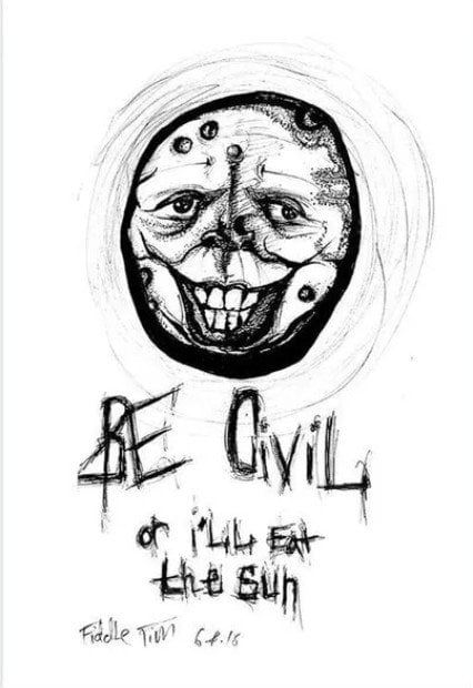 Be civil