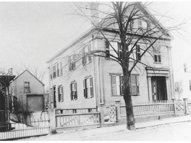 Lizzie Borden Bed and Breakfast Museum