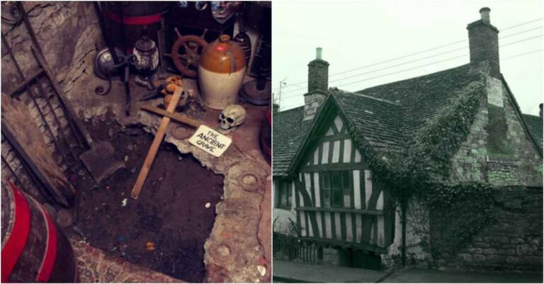 """Britain's Most Haunted Inn """"The Ancient Ram"""" Is Riddled With Ghosts"""