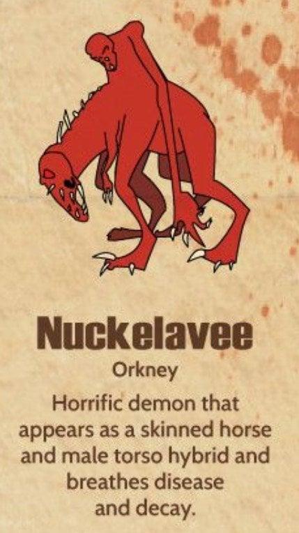 Nuckelavee