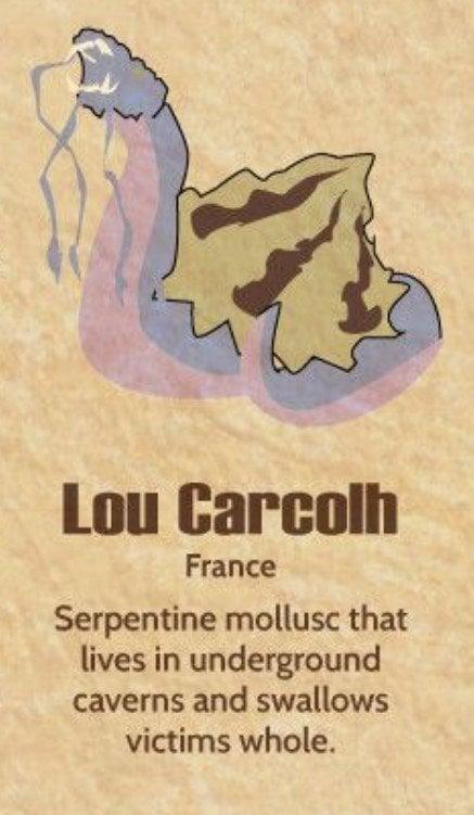 Lou Carcolh