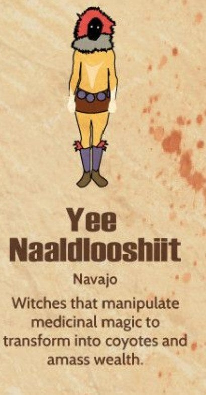 Yee Naaldlooshiit