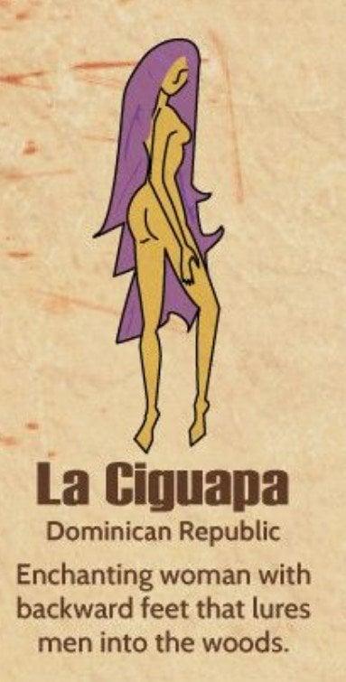 La Ciguapa