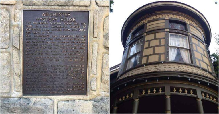 Winchester Mystery House Is Open For Public Viewing And It Is Seriously Freaky