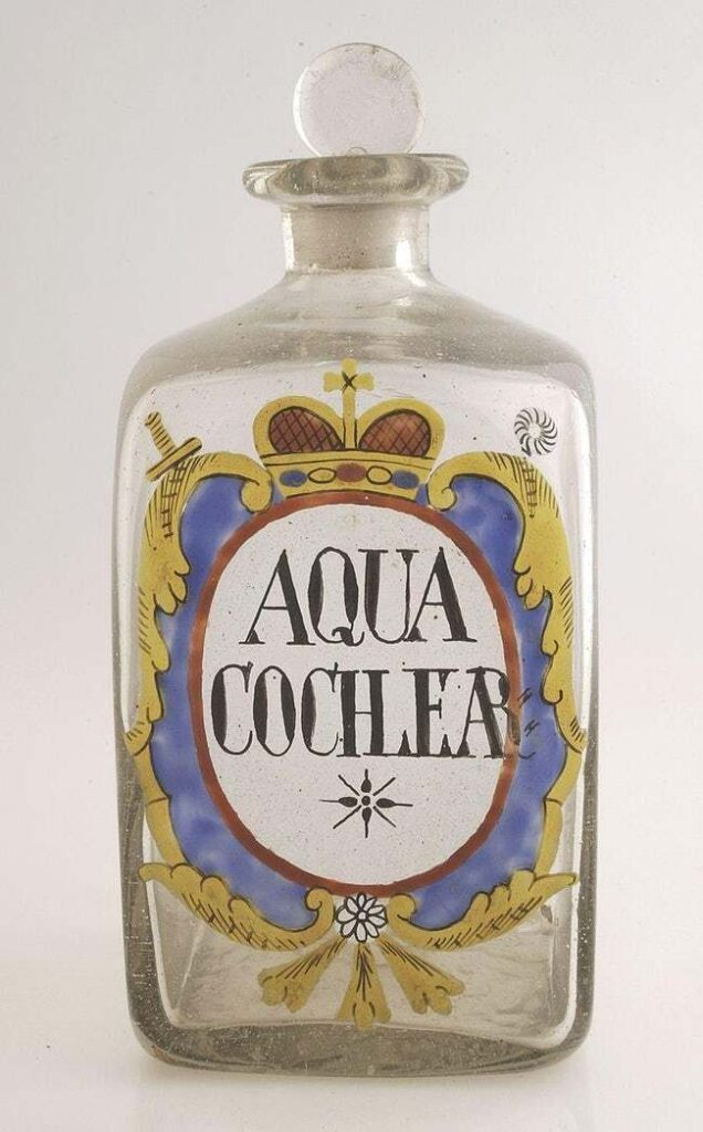 Aqua Tofana Was Sold As A Disguise