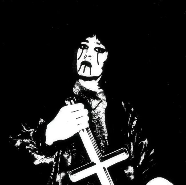 It's Tough Being in a Black Metal Band