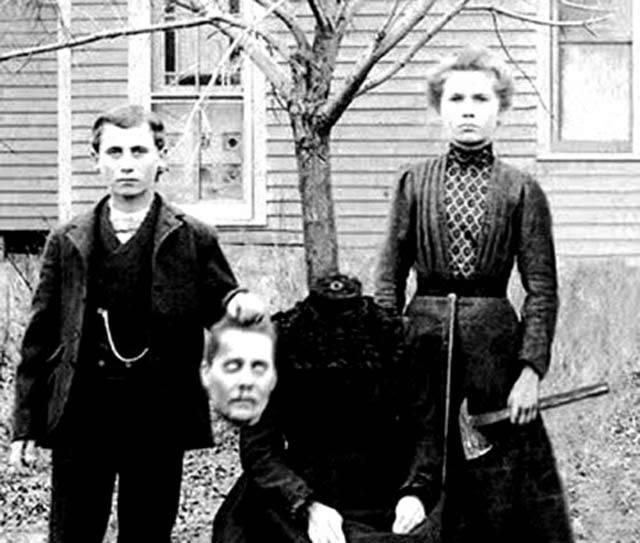 The Buckley Children