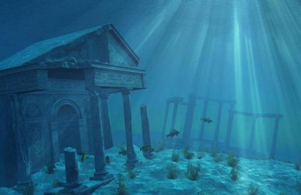 Cuba's Underwater City
