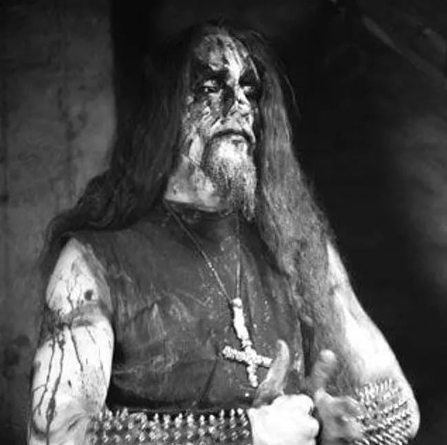 Gaahl Invested in a Women's Fashion Line