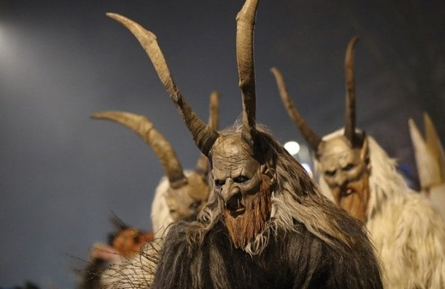 This Is One Show Where Krampus Steals The Limelight