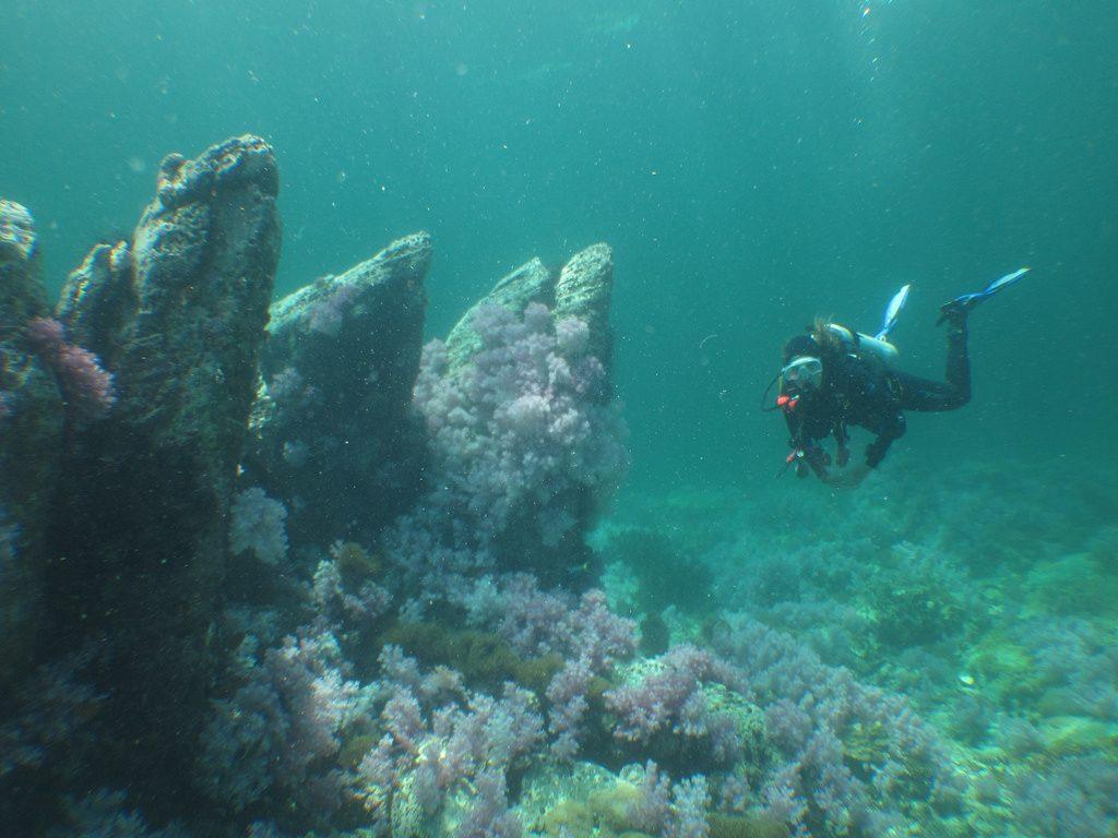 The Underwater Stonehenge
