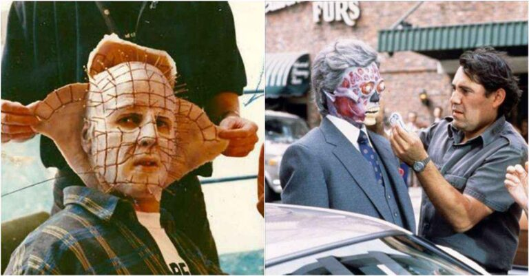These Behind-The-Scenes Pictures Of Horror Movie Sets Are Freaky As Hell
