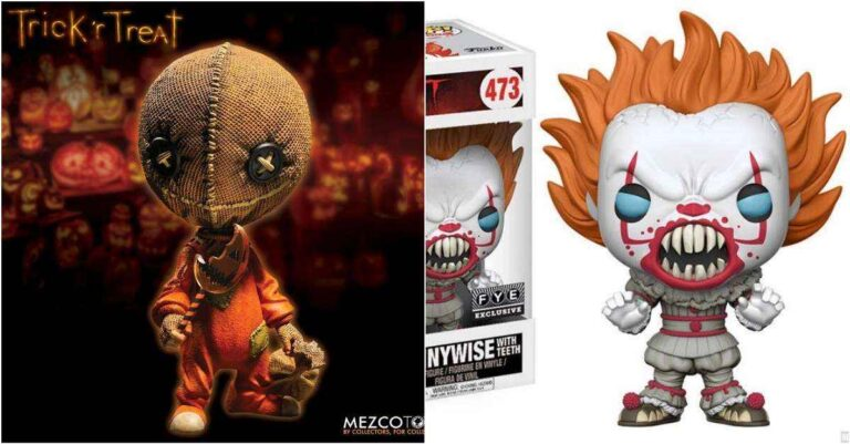 The 10 Best Horror Toys Which You'll Definitely Love From 2017