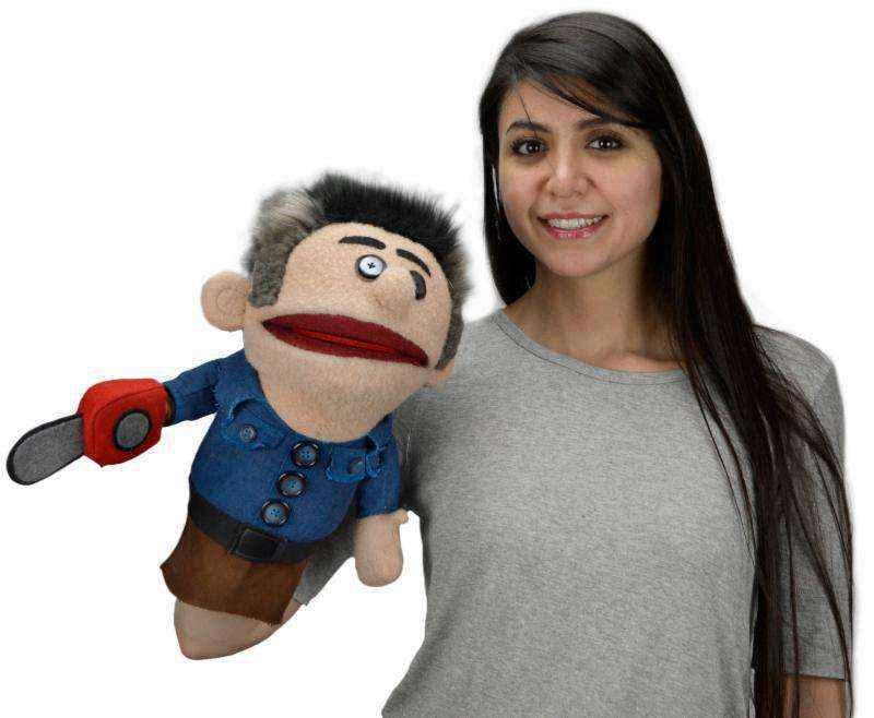Ashy Slashy Puppet