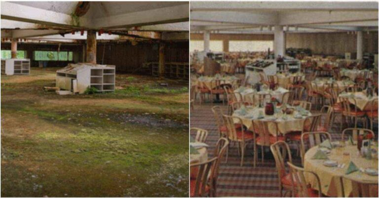 These Before and After Pictures Of Abandoned Places Will Stun You