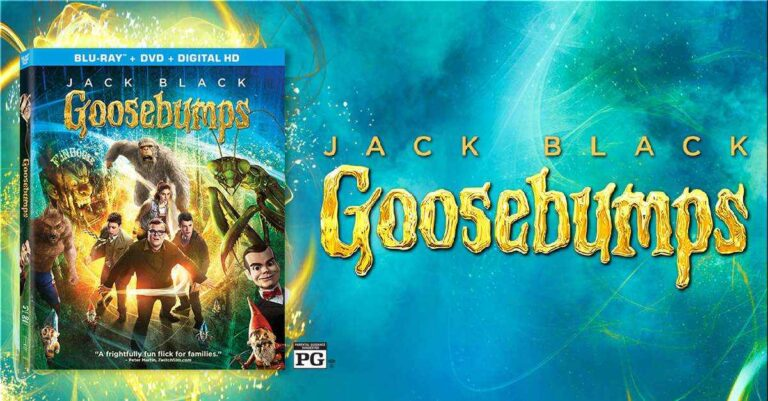 Goosebumps: A Brand New Series Is Making A Comeback in2018