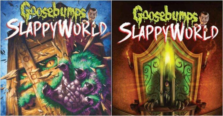 """New """"Goosebumps"""" Books Being Released In 2018"""