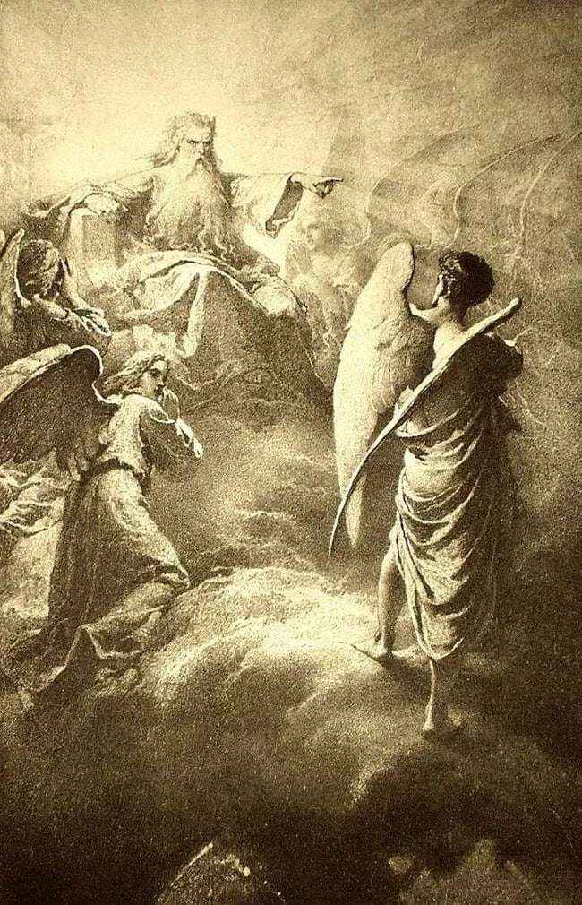 The Gnostic Text Also Says Abaddon Is The Angel