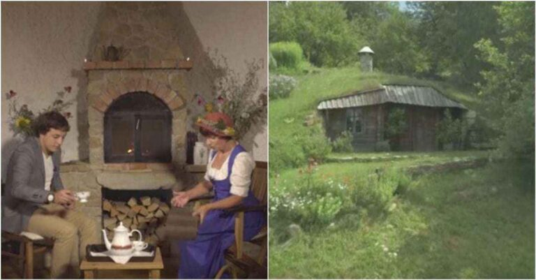 This Mysterious House Will Surprise You With Its Amazing Interior And Surroundings