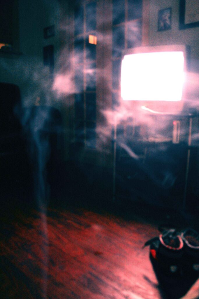 The Weird Smoke