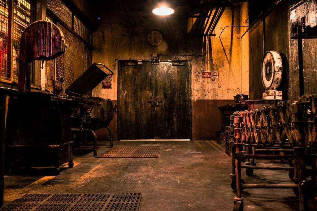 There Is Now An Official Saw Themed Escape Room In Las Vegas