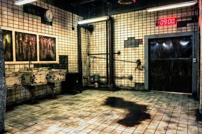 There Is Now An Official 'Saw' Themed Escape Room In Las Vegas