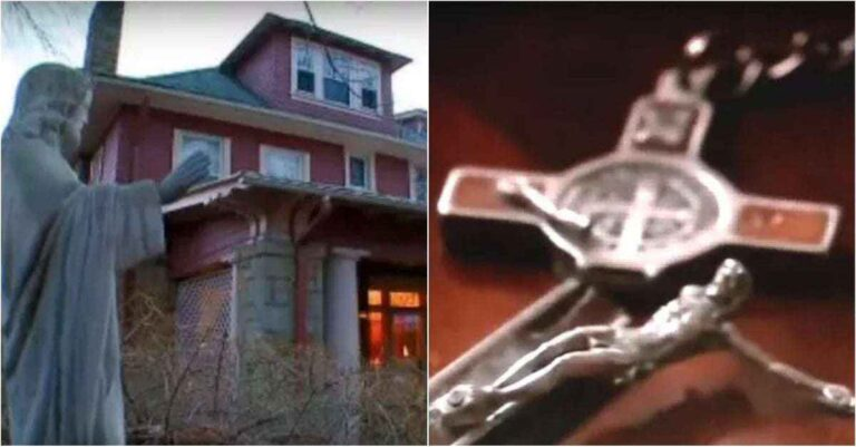 A Demon Has Been Terrorizing A House In Pittsburgh For The Past 20 Years