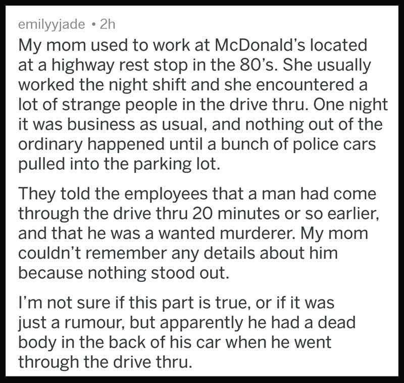 Wanted Murderer