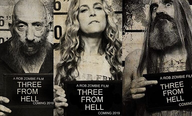 Rob Zombie Claims 'Three From Hell' Trailer Coming Soon