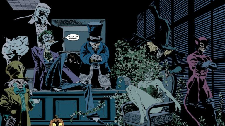 DC Working On Two-Part Animated Film For 'Batman: The Long Halloween'