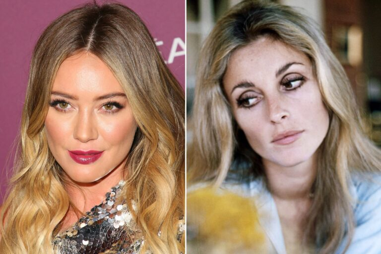 Watch: First Look At Hilary Duff's Portrayal Of Sharon Tate In 'The Haunting of Sharon Tate'