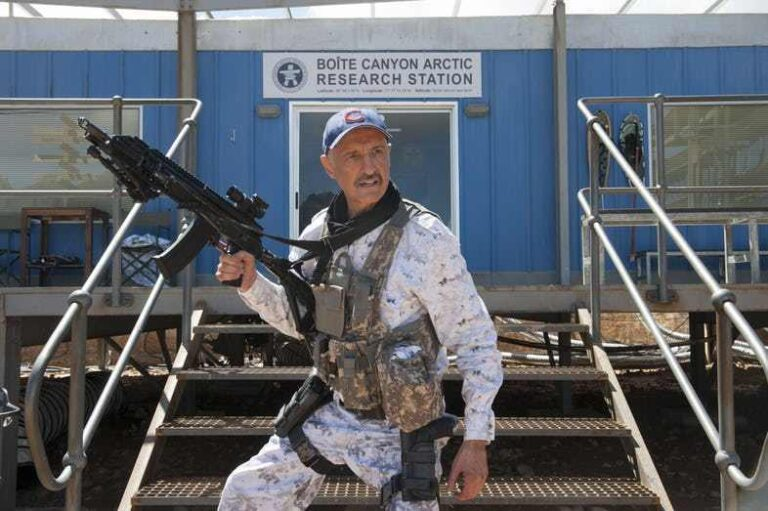 Michael Gross Reveals 'Tremors 7' Is Currently Being Written