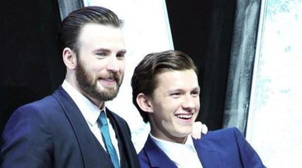 'Avengers' Stars Tom Holland & Chris Evans Star In Netflix's 'The Devil All The Time'