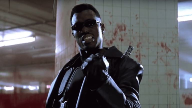 Marvel Rumored To Be Planning Rated R 'Blade' Return With Wesley Snipes